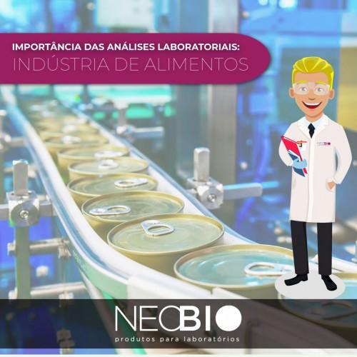 Análises Laboratoriais na Indústria de alimentos: Qual a importância?